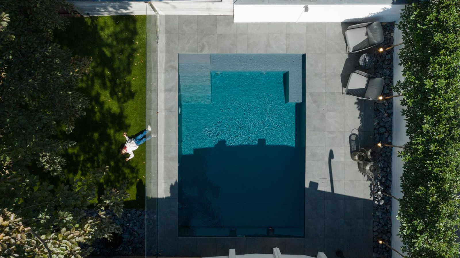 5.2 Designpool - Entspannung unter grünem Blätterdach in Bocholt