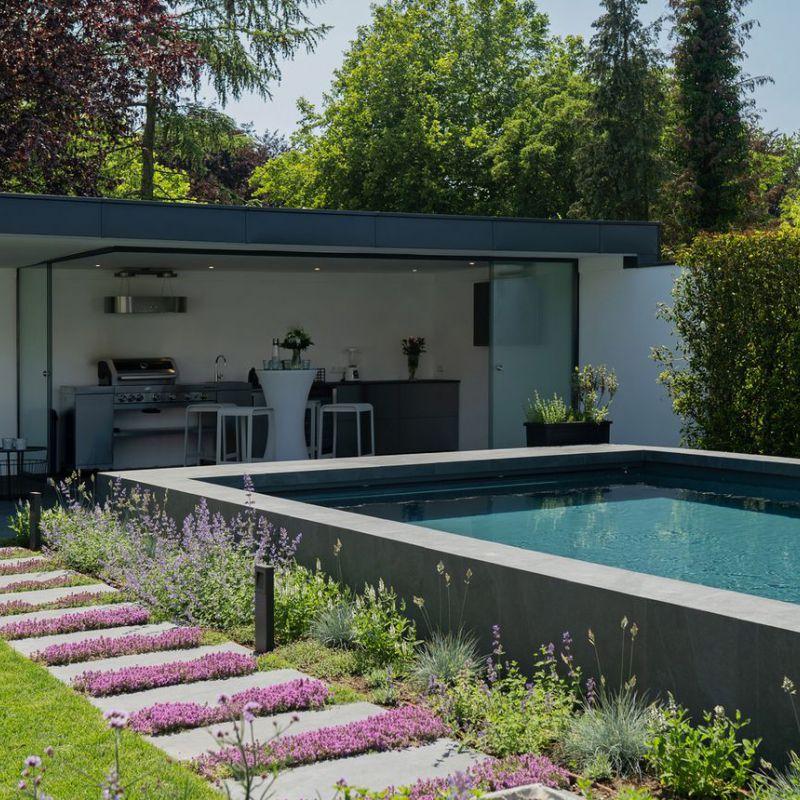 5.3 Ein Garten zum Feiern und Schwimmen - Poolparty in Bocholt