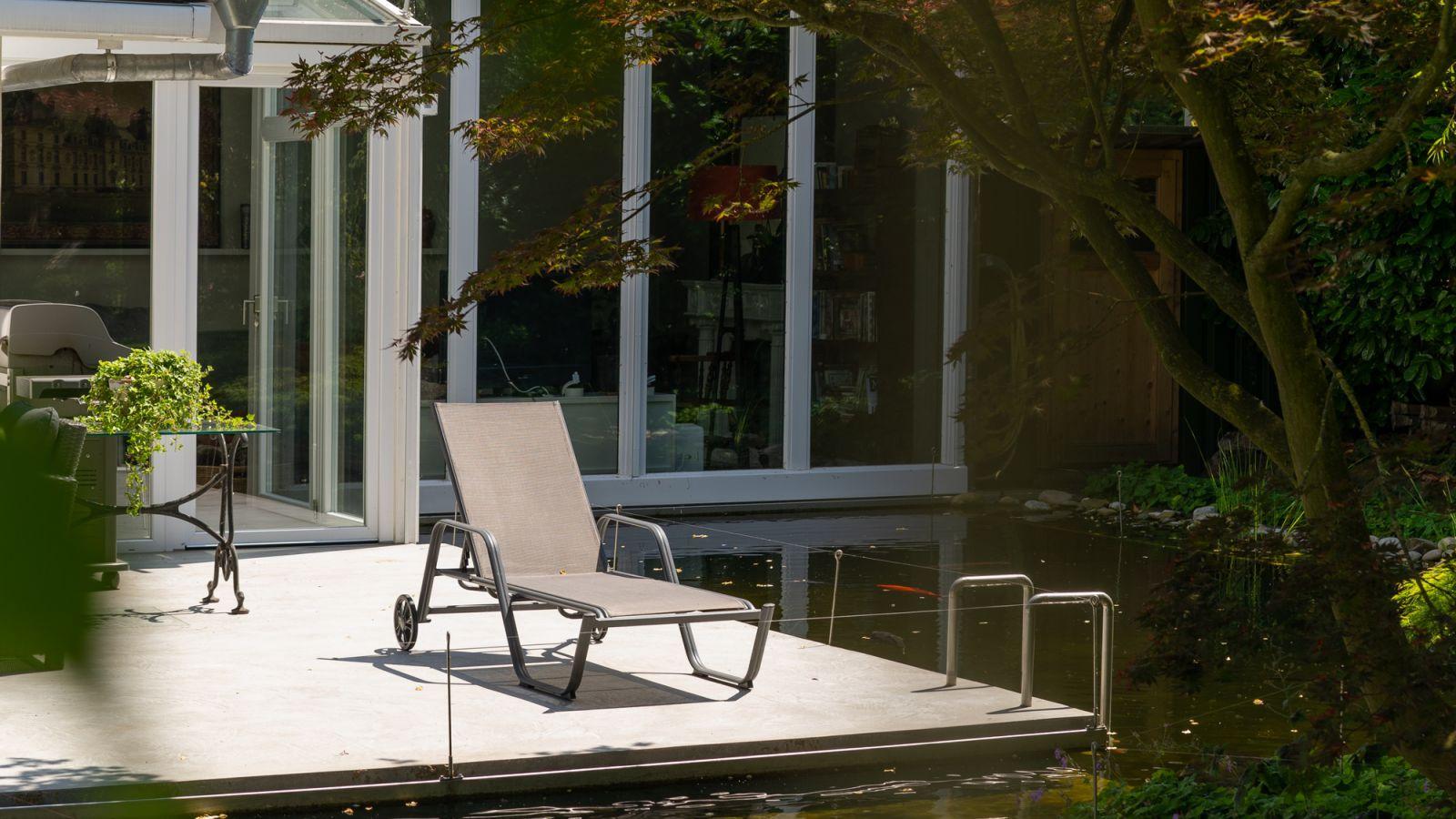 2.2 Alle Elemente in großer Geste vereint - weitläufiger Naturgarten in Bocholt