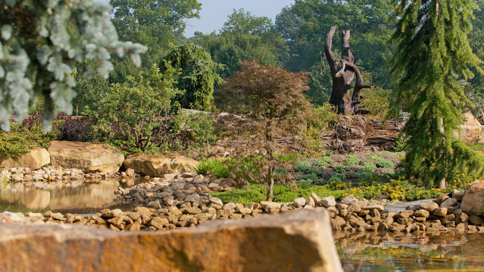 2.8 Der Traum von der Ferne wird Wirklichkeit - Prärie-Landschaftsgarten in Varsseveld (NL)