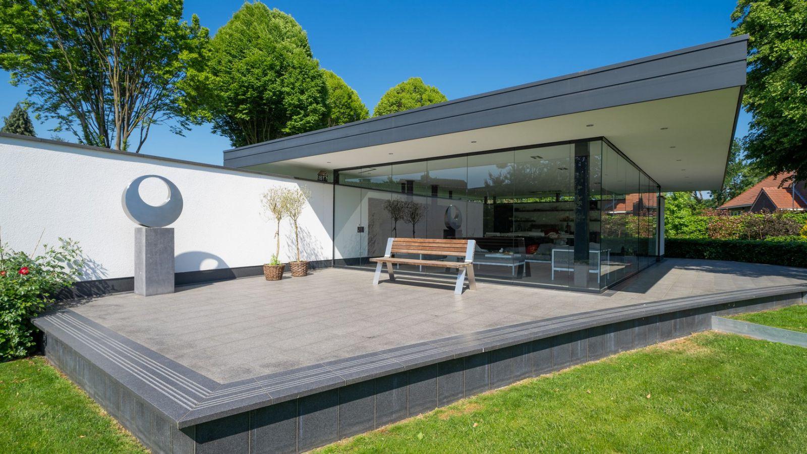 1.8 Eleganter Garten mit Pavillion - Entspannungsraum für anspruchsvolle Genießer in Varsseveld (NL)