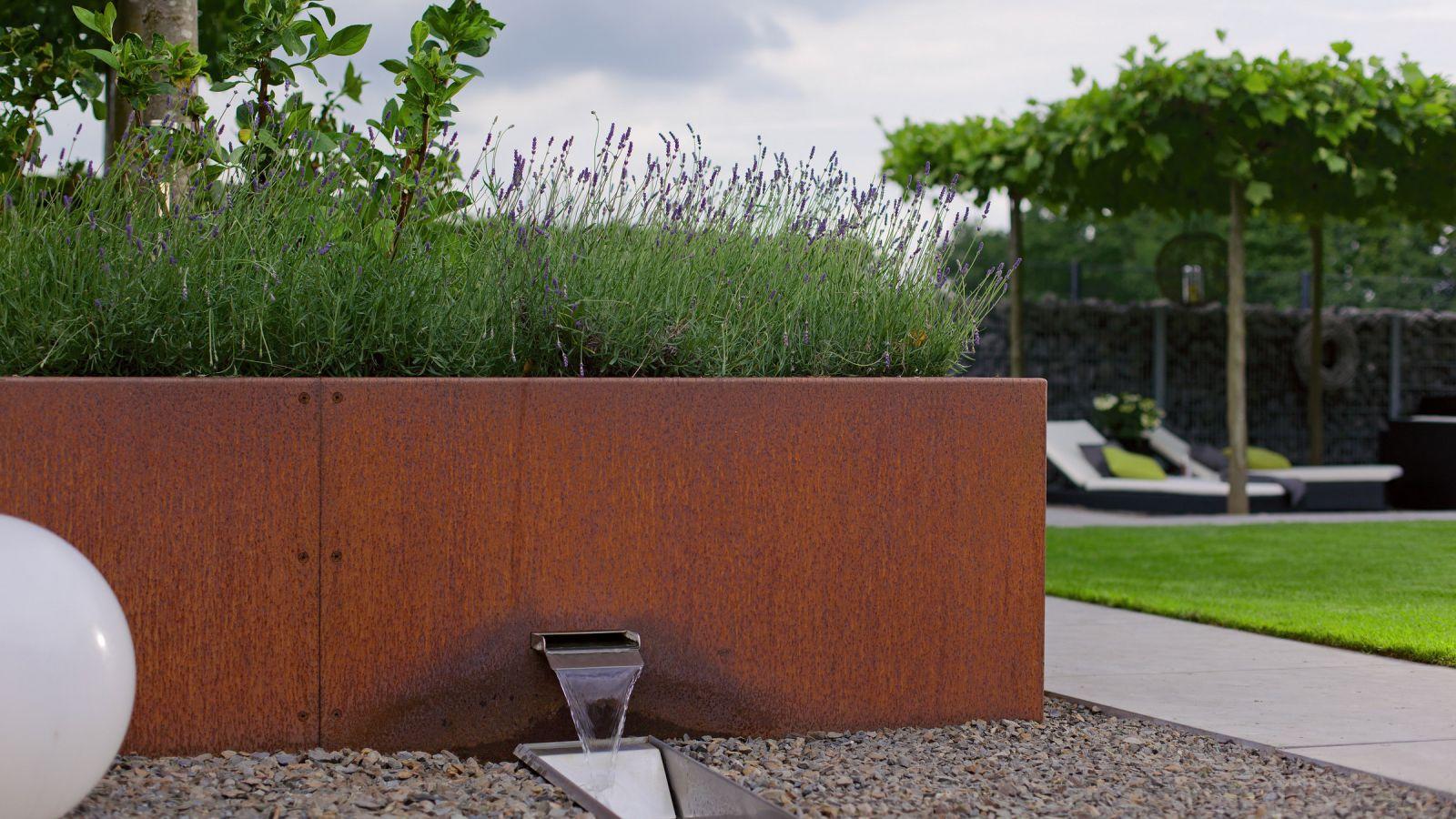 1.12 Designgarten mit exklusiven Details für Ästheten in Werth