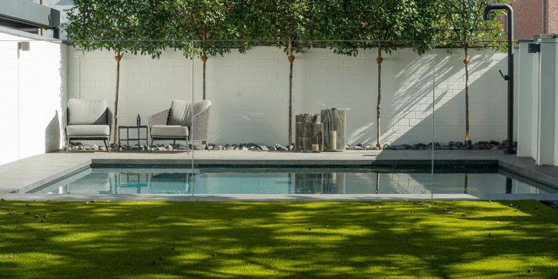 1.4 Designpool - Entspannung unter grünem Blätterdach in Bocholt