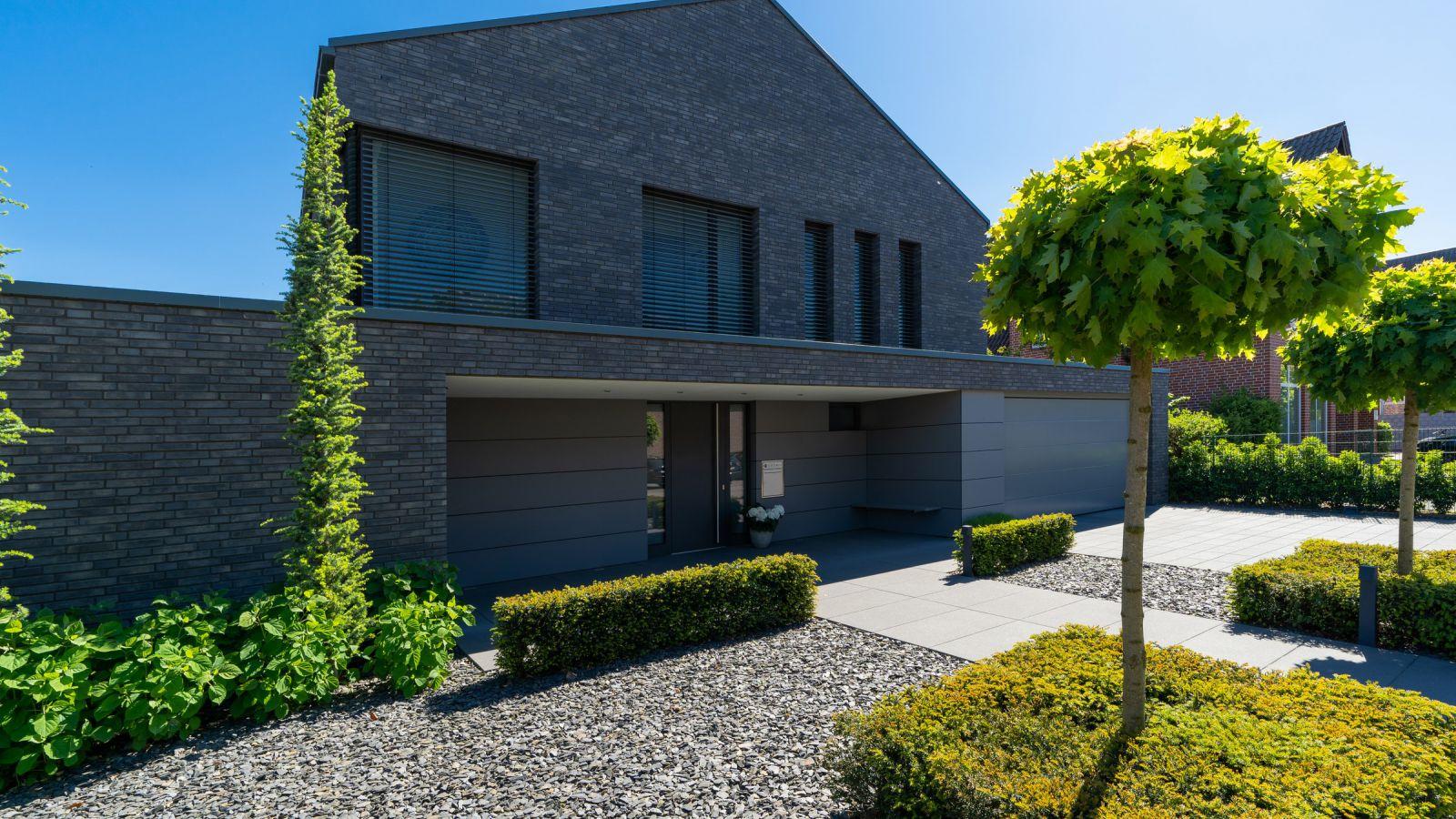 1.14 Ein Garten der Privatsphäre respektiert - Designgarten in Bocholt