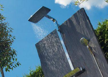 Outdoor-Duschen für Garten & Pool